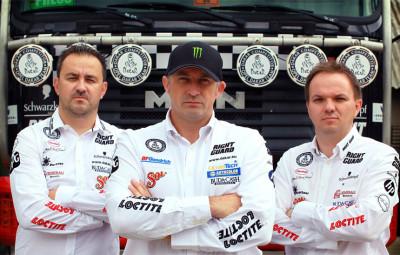 Opel Dakar Team Afrikába készül - Németh
