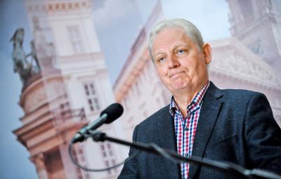 Tarlós István, főpolgármester