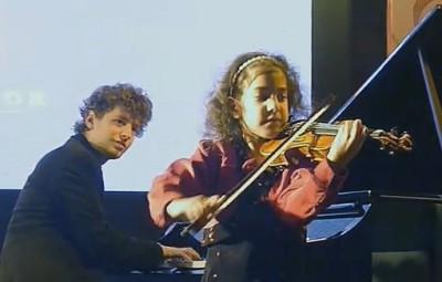 Lakatos Vivien, hegedűművész